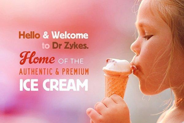 Dr Zykes – Brand Design