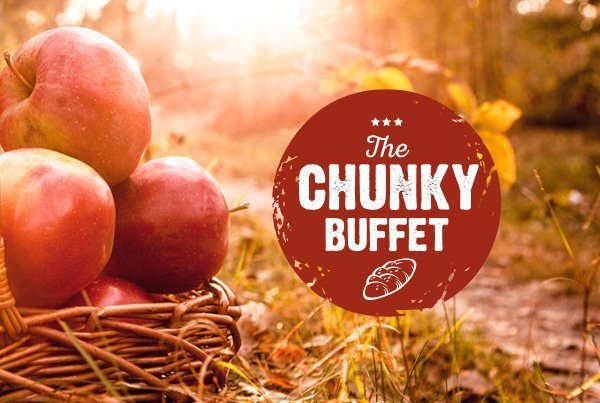 Chunky Buffet – Logo Design and Brand Development