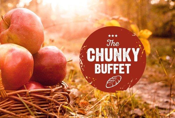 Chunky Buffet – Branding