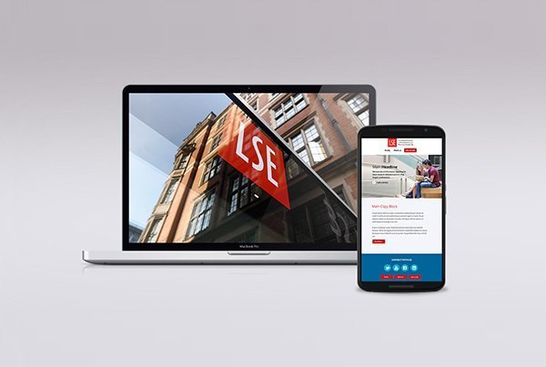 Email design agency london web design london graphic for Service design agency london