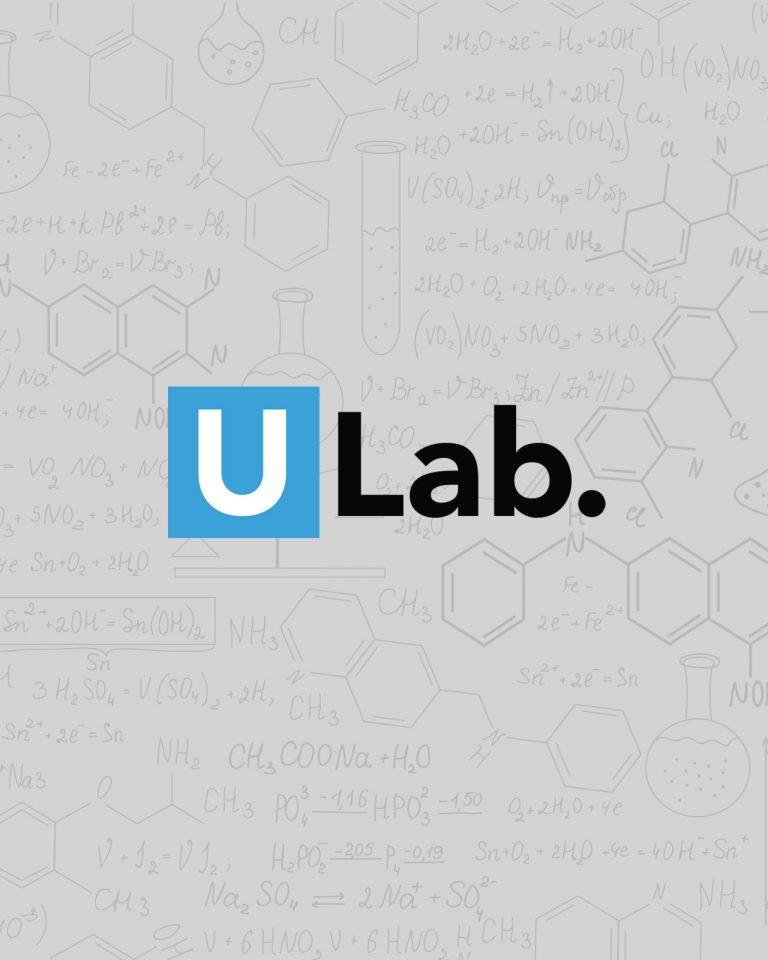 ULab logo design