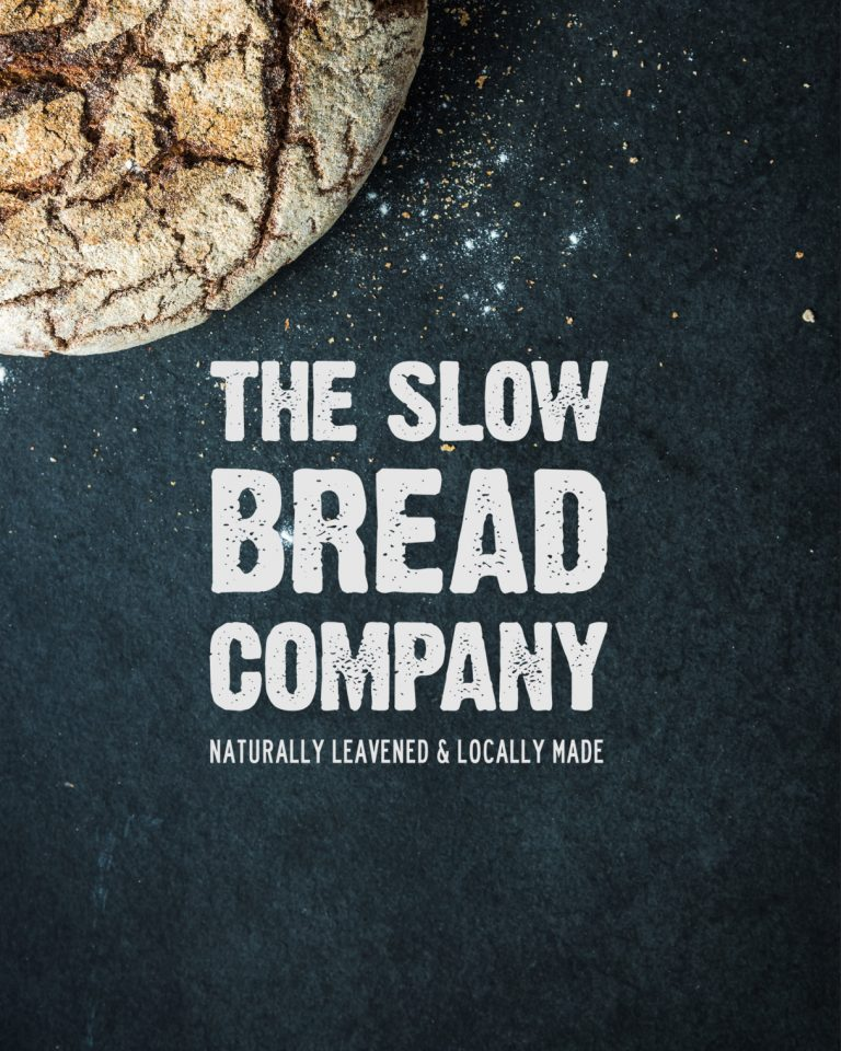 Slow Bread Company logo design