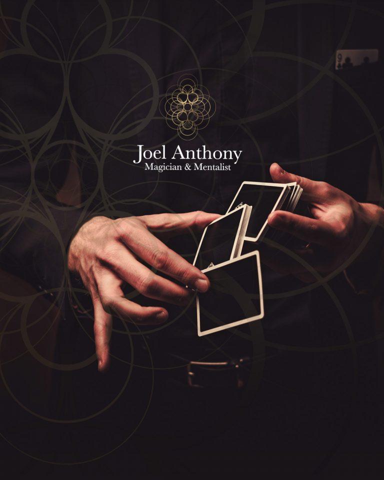 Joel Anthony logo design