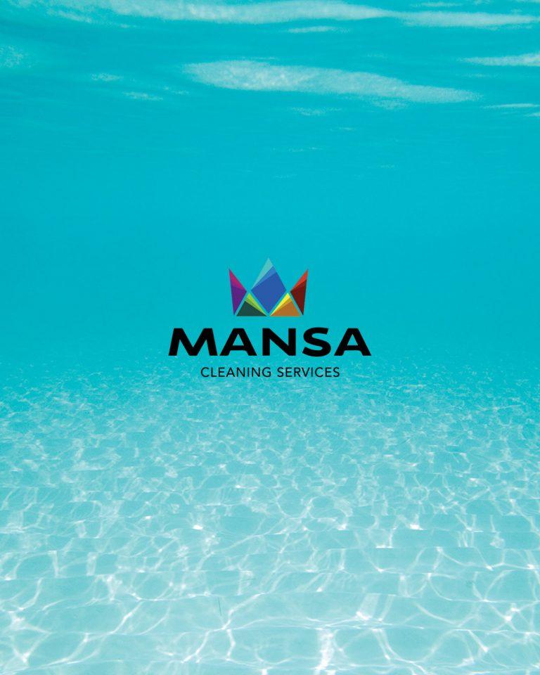 Mansa Logo and website design