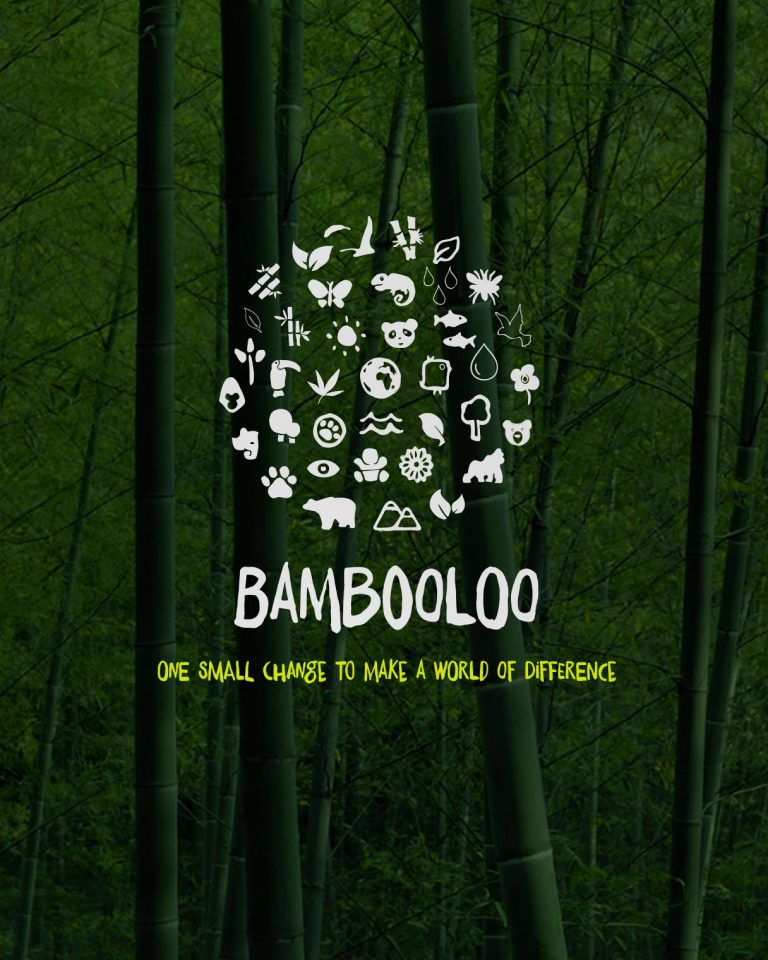 Bambooloo logo design