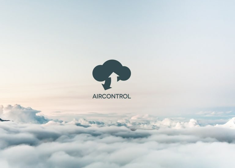 Air Control logo design
