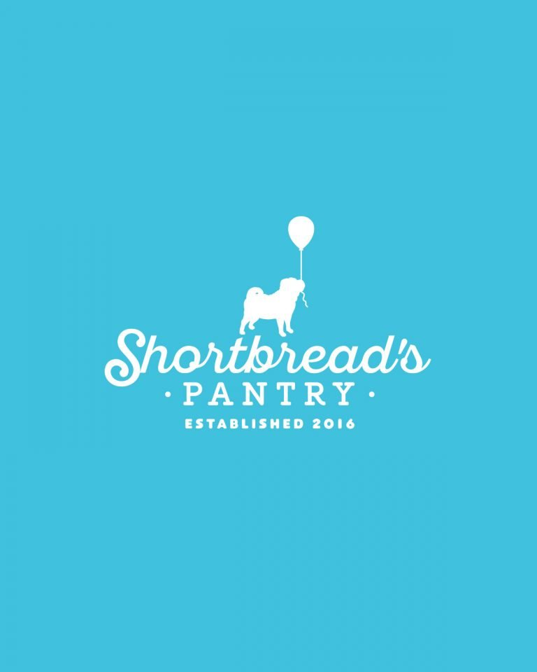 Shortbreads Pantry logo design