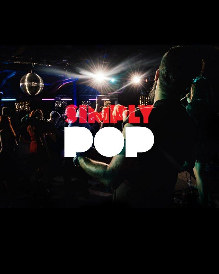 Simply Pop logo design